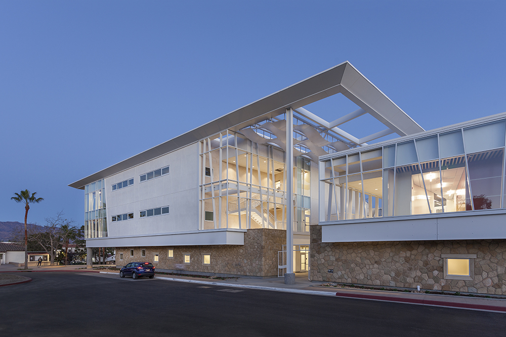 New Santa Barbara City College Building Achieves LEED Platinum Status