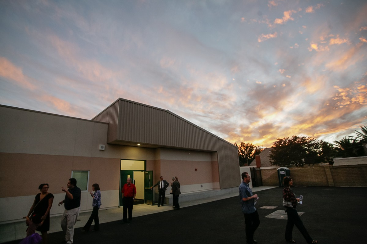 Newhall School District Cuts the Ribbon on Old Orchard Elementary Improvements