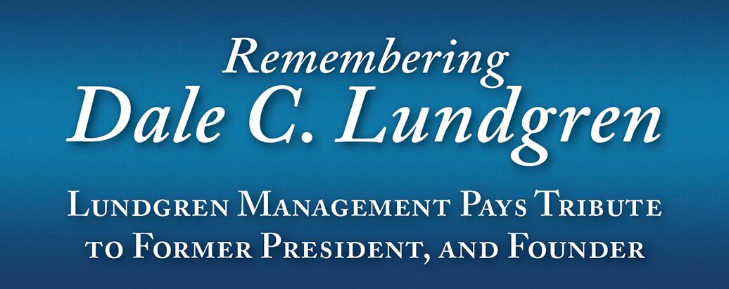Remembering Dale C. Lundgren